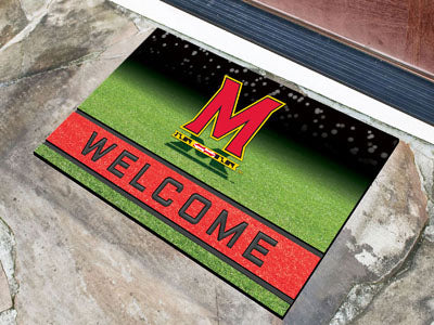 University of Maryland Crumb Rubber Door Mat