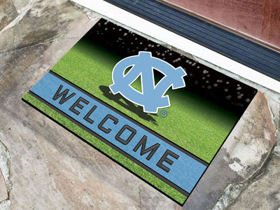 University of North Carolina Crumb Rubber Door Mat