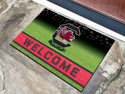 University of South Carolina Crumb Rubber Door Mat