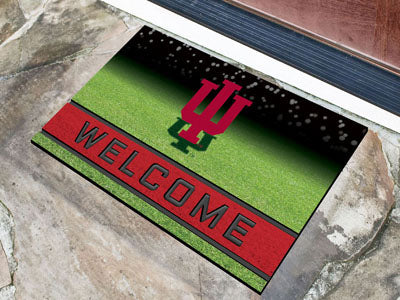 Indiana University Crumb Rubber Door Mat