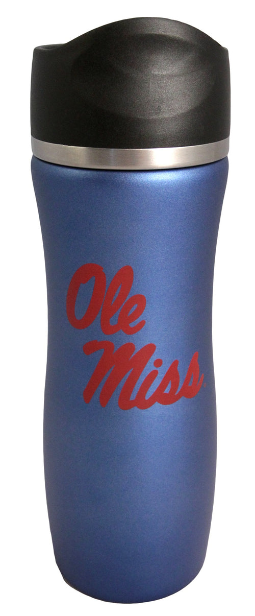University of Mississippi Vacuum Insulated Tumbler