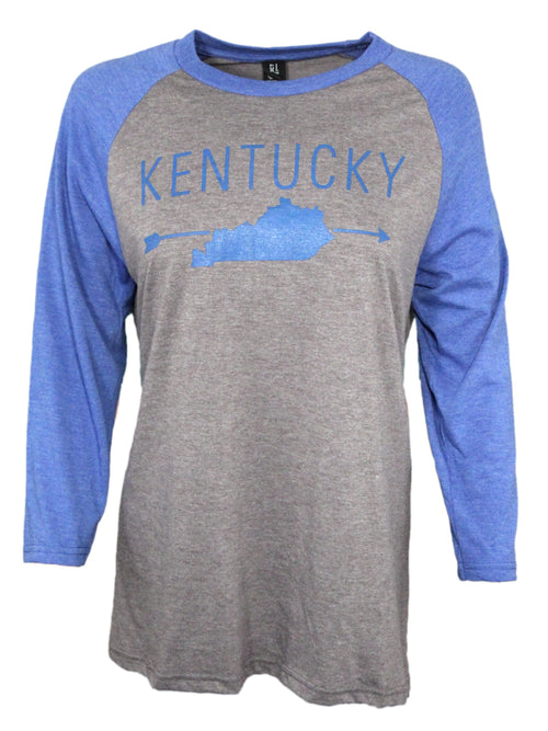 University of Kentucky Ladies Raglan Shirt