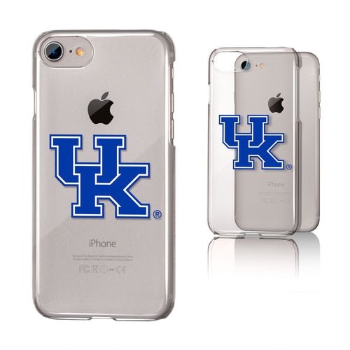University of Kentucky Clear Slim Phone Case (iPhone)
