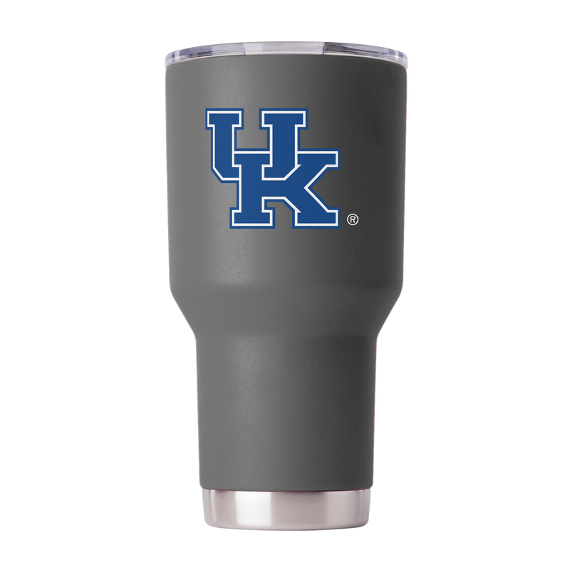 University of Kentucky Gray 30 Ounce Tumbler