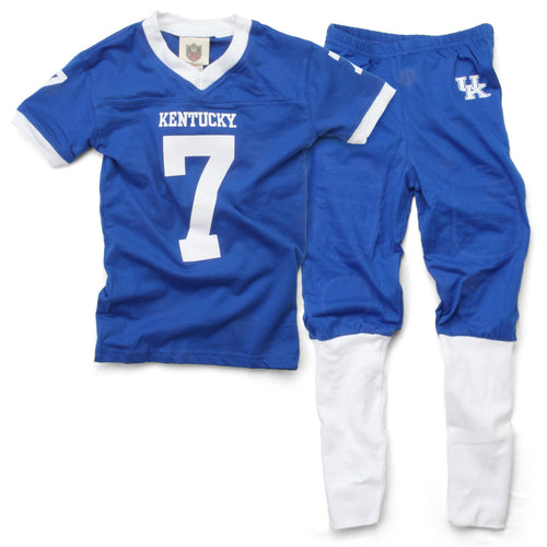 University of Kentucky Boy's Football PJ Set