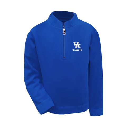 University of Kentucky Youth Boys Louie 1/4 Zip Sweatshirt