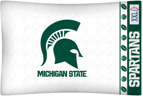 Michigan State University Pillowcase