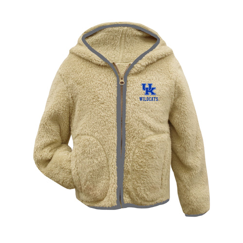 University of Kentucky Youth Girls Fleece Jacket