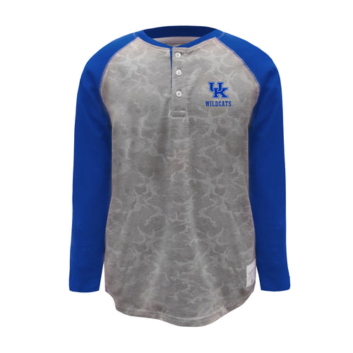 University of Kentucky Olaf Youth Long Sleeve T-Shirt