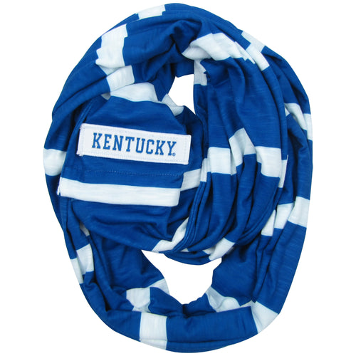 University of Kentucky Spirit Infinity Scarf