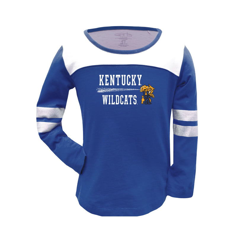 University of Kentucky Toddler Long Sleeve T-Shirt