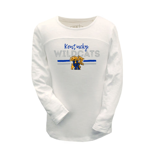 University of Kentucky Youth 3/4 Sleeve Robin Shirt