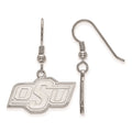 Oklahoma State University Dangle Earrings