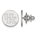 University of Kentucky Lapel Pin (sterling silver)