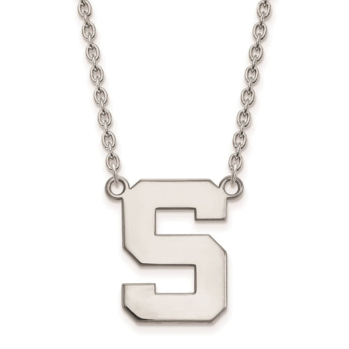 Michigan State University Spartans Pendant Necklace