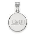 Louisiana State University Tigers Disc Pendant