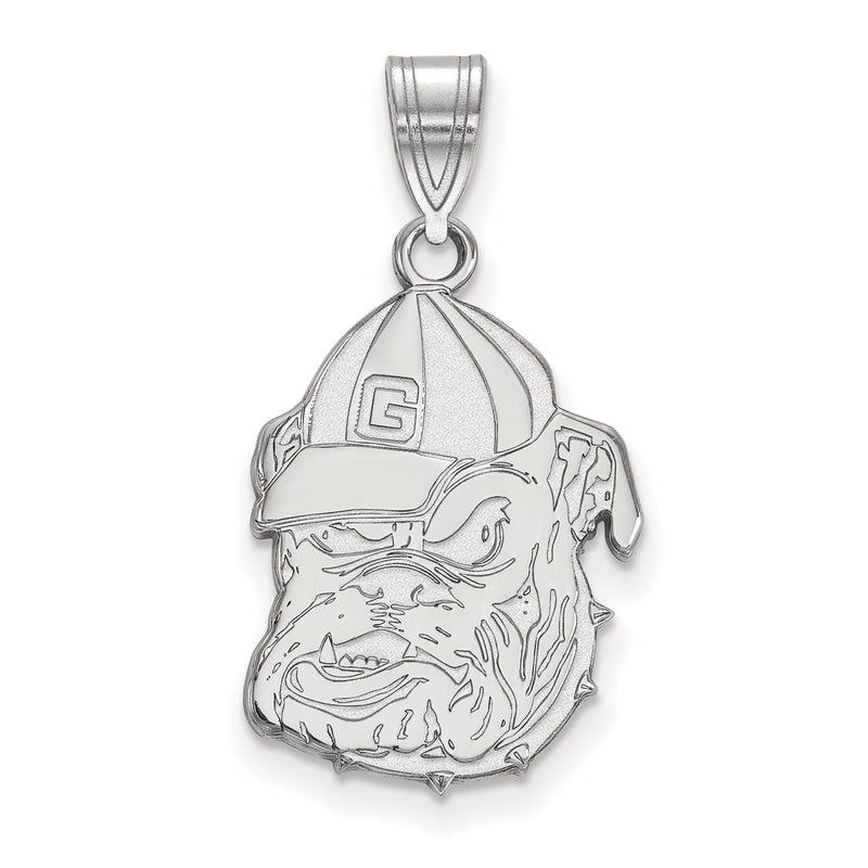 University of Georgia Bulldogs Pendant Charm