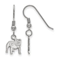 University of Georgia Mascot Dangle Earring Wire