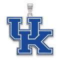 University of Kentucky XL Enamel Pendant