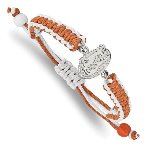 University of Florida Stainless Steel Color Bracelet
