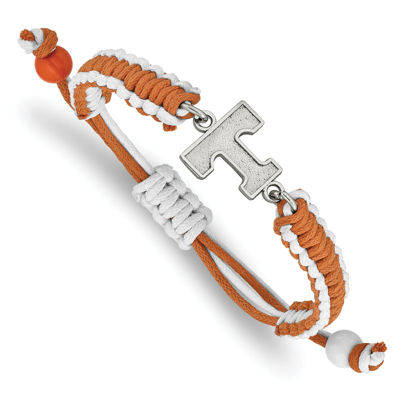 University of Tennessee Stainless Steel Color Bracelet