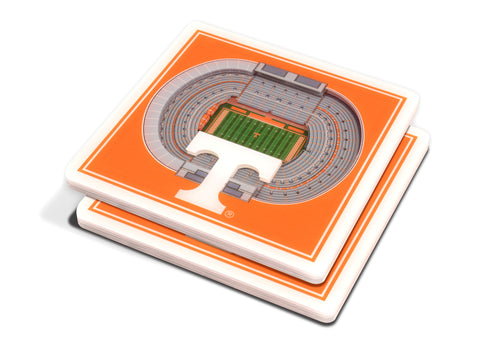 University of Tennessee 3D Neyland Stadium Coasters (2-Pack)