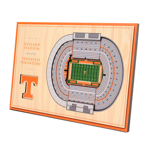 University of Tennessee 3D Desktop StadiumView - Neyland Stadium