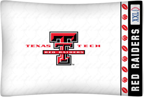 Texas Tech University Pillowcase