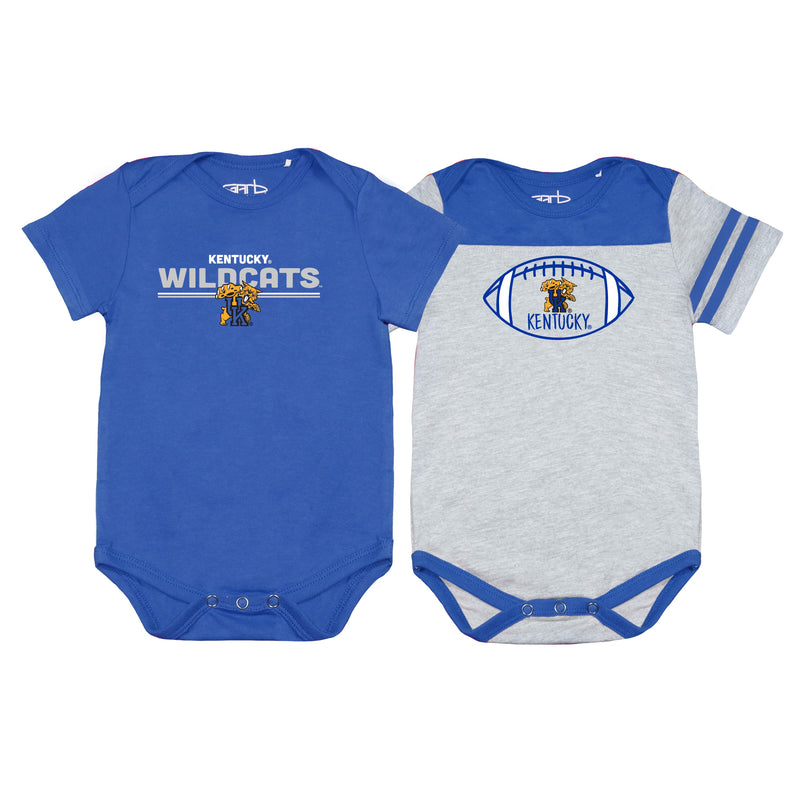 University of Kentucky Tommy 2-Pack Infant Bodysuits