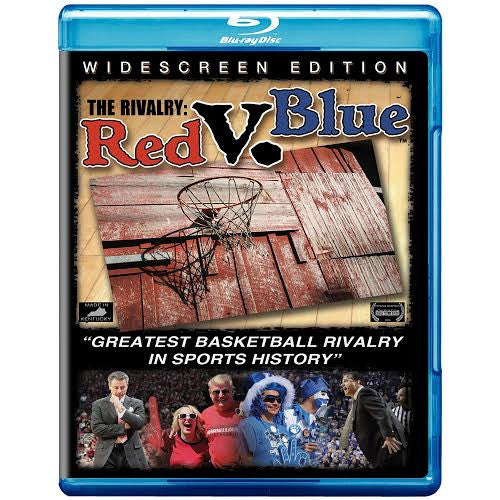 The Rivalry: Red V. Blue DVD