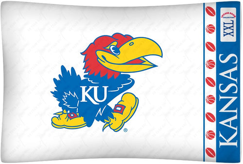 University of Kansas Pillowcase