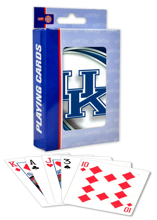 University of Kentucky Playing Cards