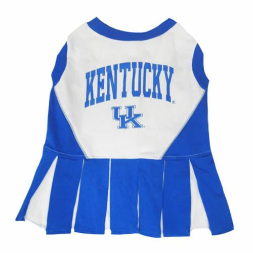University of Kentucky Dog Cheerleader Outfit