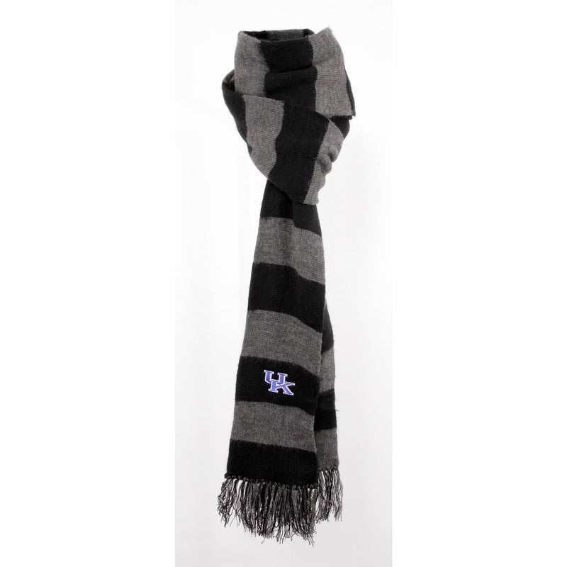 University of Kentucky Skinny Knit Rugby Scarf