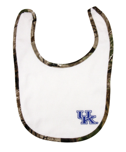 University of Kentucky Newborn Real Tree Thermal Bib