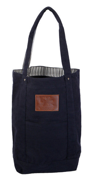 University of Kentucky Cotton Canvas Tote