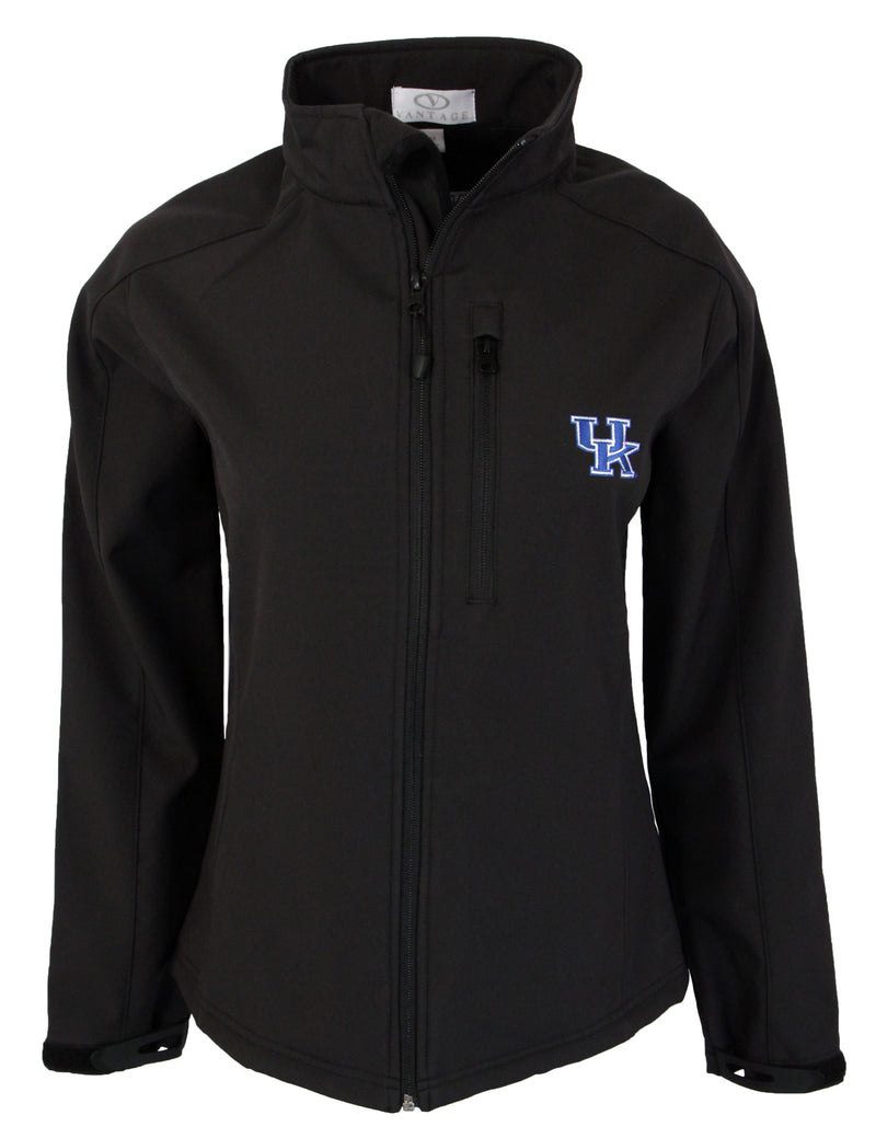 Ladies University of Kentucky Performance Soft Shell