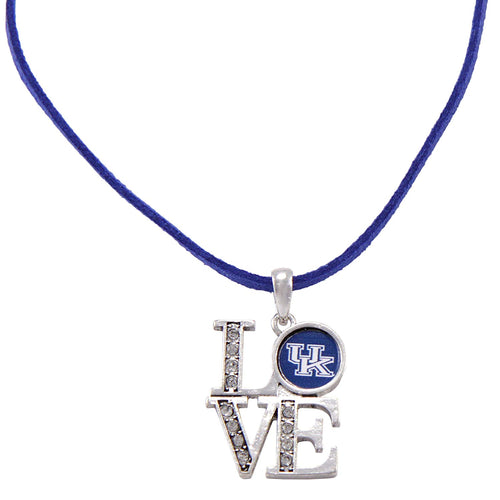 Kentucky Love Suede Necklace