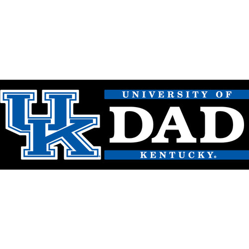 University of Kentucky Dad Vinyl Decal