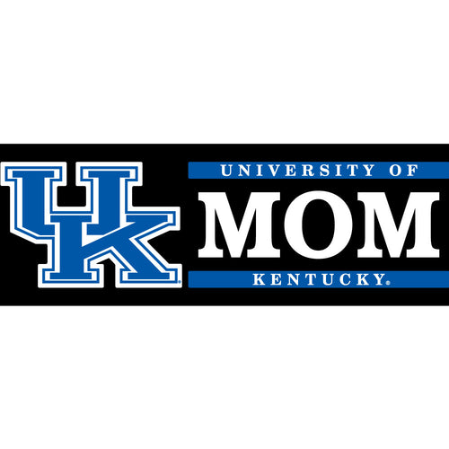 University of Kentucky Mom Vinyl Decal