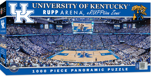 University of Kentucky 1000 Piece Rupp Arena Puzzle