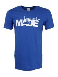 University of Kentucky 'Kentucky Made' T-Shirt