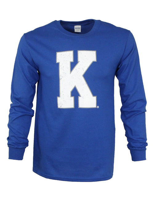 University of Kentucky Block 'K' Long Sleeve