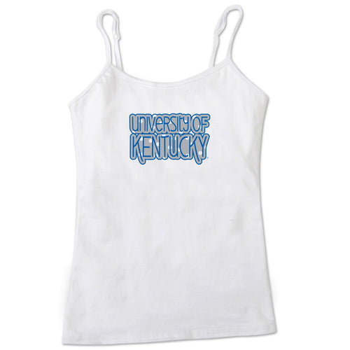University of Kentucky Girls Game Day Tank Top