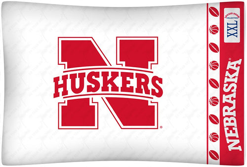 University of Nebraska Pillowcase