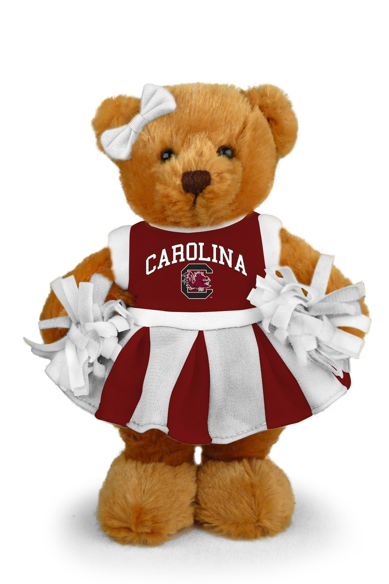University of South Carolina Cheerleader  Bear
