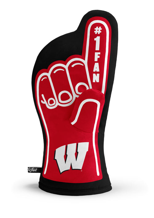 University of Wisconsin #1 Oven Mitt