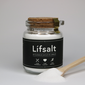 Life Salt Jars - Arctic Sea Minerals
