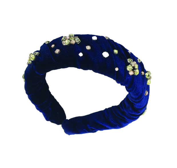 Navy 'Disco' Headband