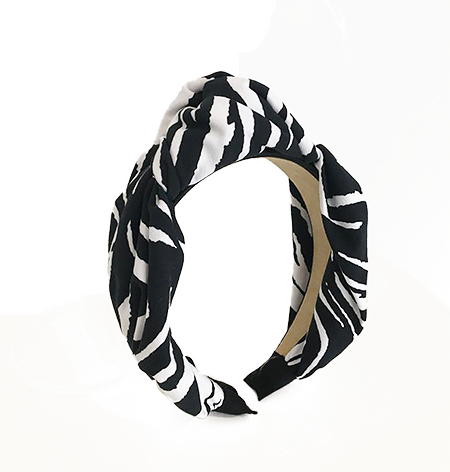 Zebra Turband